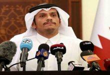 صورة قطر: نبذل قصارى جهدنا مع طالبان ولا يمكننا التنبؤ برد فعلهم