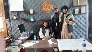 صورة قيادي في طالبان : سنعلن قريباً الإمارة الإسلامية من القصر الرئاسي في كابل!