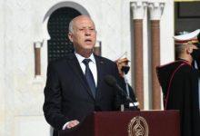 صورة قيس سعيد للمطالبين بـخارطة طريق لتونس: عودوا لكتب الجغرافيا