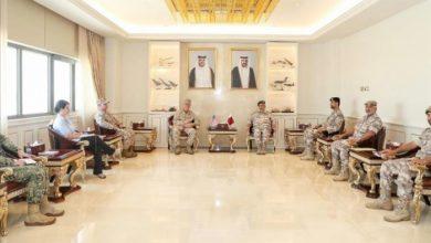 صورة مباحثات عسكرية بين الدوحة وواشنطن لتعزيز التعاون الثنائي