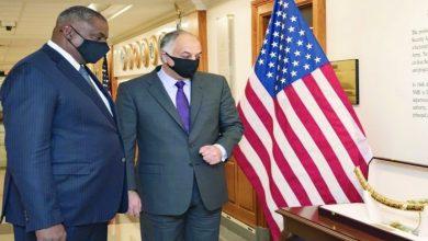 صورة مباحثات عسكرية ودبلوماسية رفيعة بين أمريكا وقطر حول أفغانستان