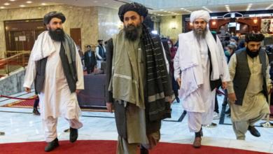 صورة مدير الاستخبارات الأمريكية التقى زعيم طالبان في كابل سرا
