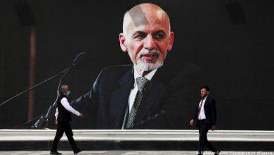 صورة مسؤولون أفغان: هروب غني كانت بتنسيق وحماية من الأمريكان