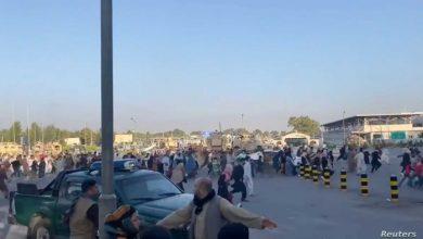 صورة مسؤول قطري يتوقع استقرار نحو 8 آلاف أفغاني في بلاده