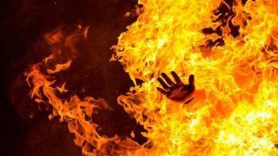 صورة مصري يقتل زوجته وابنته بسكب البنزين عليهما.. لسبب لا يخطر على بال