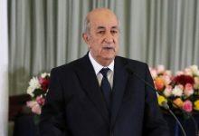صورة ملك المغرب يعزي الرئيس الجزائري في ضحايا حرائق الغابات