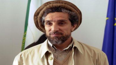 صورة نجل أحمد شاه مسعود يحذ طالبان من دخول بنجشير