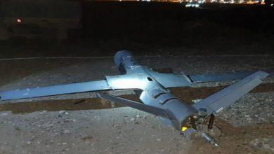 صورة هجوم حوثي جديد على خميس مشيط السعودية.. والتحالف يعترض