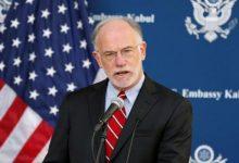 صورة وسط زحف طالبان المتسارع.. السفارة الأمريكية تحث رعاياها على مغادرة أفغانستان فورا