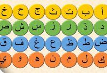 صورة كم عدد حروف اللغة العربية