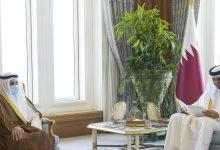 صورة من هو ولي عهد قطر