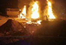 صورة 20 قتيلا و50 جريحا في انفجار خزان للمازوت بشمالي لبنان.. والحريري: طفح الكيل