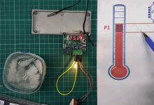 صورة كيف ترتبط الحرارة بدرجة الحرارة
