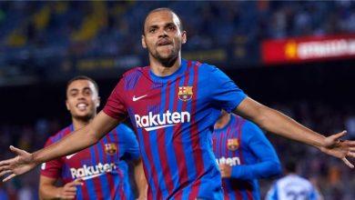 صورة سبورت: برايثوايت يحدد شرطًا للموافقة على الرحيل عن برشلونة