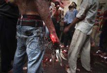 صورة لماذا الشيعه يضربون انفسهم في يوم عاشوراء