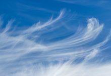صورة الي اي انواع الغيوم تنتمى الغيوم الريشية