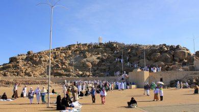 صورة اسم جبل في مكة اشتهر في عهد قريش