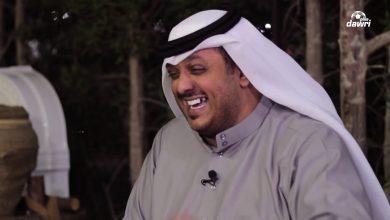 صورة من هو المعلق الرياضي عامر عبد الله