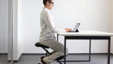 صورة كيف أجعل ظهري مستقيم