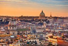 صورة اعلى تلال روما السبعة