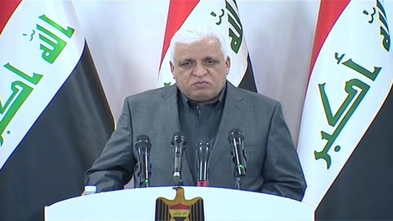 بغداد وصفت القرار بمفاجأة غير مقبولة.. رئيس الحشد الشعبي العراقي يرد على إدراجه بلائحة العقوبات الأميركية